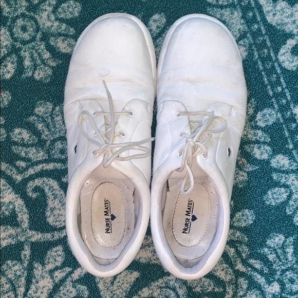 Nurse Mates Shoes   White Nursing